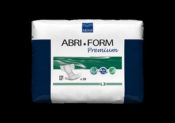 Abri-Form L3 Premium Large 20 Stk, 3'400 ml, 100 - 150 cm, grün