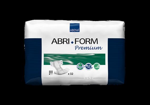 Abri-Form XS2 Premium X-Small 32 Stk