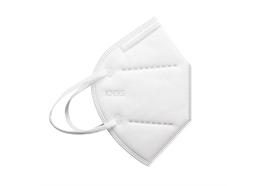 Atemschutzmaske FFP2/KN95 CE zertifiziert Klasse 3 ohne Ventil, Karton à 20 Stk
