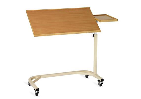 Bett-Tisch Nordic Tischplatte 2-teilig 75x41cm+32x21cm, 10 Kg belastbar