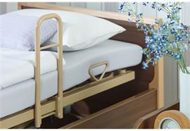 Bettgriff/Aufstehhilfe zu RS Pflegebetten Breite 80cm/90cm/100cm