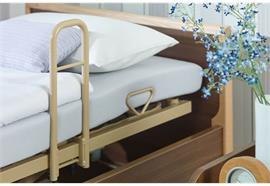 Bettgriff zu Standard DAB/Westfalia/DLB/Lite90 (Aufstehhilfe 400x180 met.)
