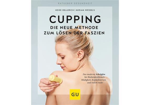 Buch Cupping - die neue Methode zum Lösen der Fafszien