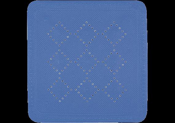 Duschmatte Alaska ELECTRIC BLUE 55x55