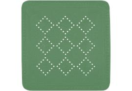 Duschmatte Alaska MOSS-GREEN 55x55