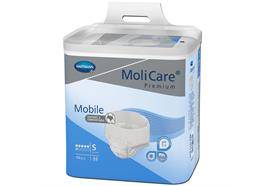 Einwegpants Molicare Mobile 6 S 14 Stück für Hüftumfang 60-90cm
