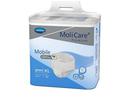 Einwegpants Molicare Mobile 6 XL 14 Stück für Hüftumfang 130-170cm