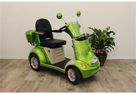 Elektromobil VentiQuattro grün, 20 km/h, 48V 20Ah. elektr. magn. Bremse,
