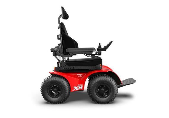 Elektrorollstuhl Magic Mobility Extreme X8 Grundmodell max. Belastung 182kg