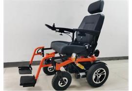 Elektrorollstuhl Oranje 10km/h, Max 175kg, 2x 24V 40Ah