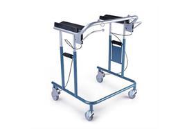 Gehgestell mit Unterarmauflagen XXL bis 325kg belastbar S/N:.