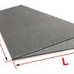 Gummirampe gerade 20x900x150mm (HxBxL) (2.2kg) schwarz | Bild 2