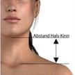 Halskragen Cervilastic 4,5cm Cervicalstütze beige, anatomische Länge 56 cm, für Tag&Nacht   Bild 2