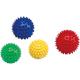 Massage-Igelball Gelb 8cm