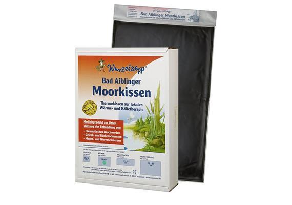 Moorkissen universell Scio Bad Aiblinger 38x25cm braun, Inhalt 1400 g, bei Rückenschmerzen