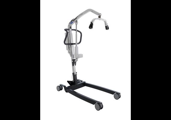 Patientenheber Premium 100mm Rollen ohne Tragetuch Bodenaufnahme möglich, max. 180 kg