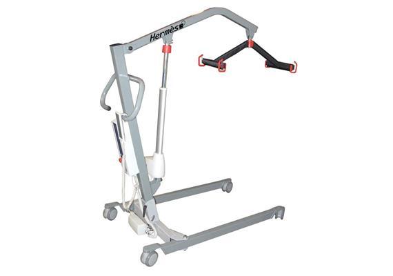 Patientenheber XXL bis 250kg belastbar, mit elektrischer Spreizung