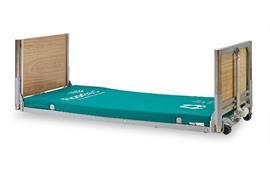 Pflegebett FloorBed 1 Ultra-Tiefeinstieg 7-64cm inkl. Transportgestell