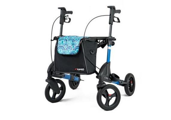 "Rollator Topro Troja 2G Premium ""S"" capri blau"