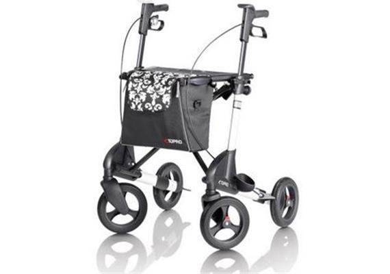 """Rollator Topro Troja 2G Premium """"S"""" weiss"""