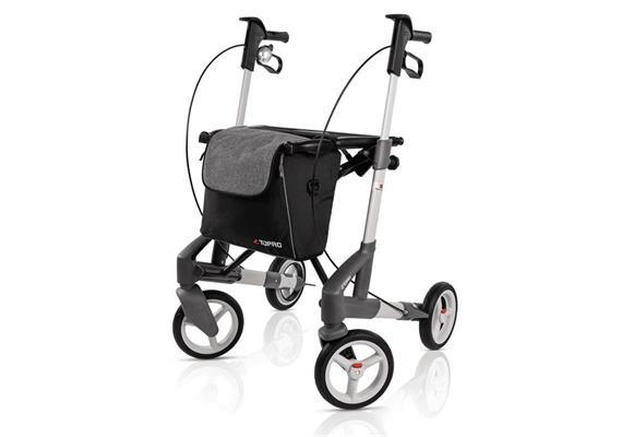 "Rollator Topro Troja 5G Premium ""M"" silber"