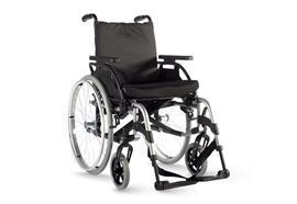 Rollstuhl Breezy Basix2 SB52TB inkl. Ankipphilfe