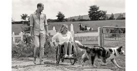 Rollstuhl manuell