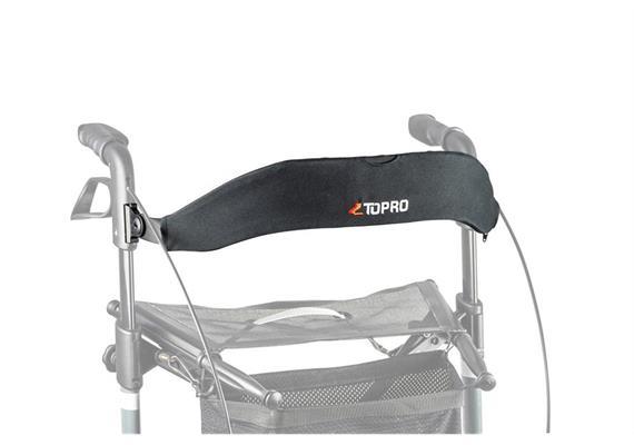 Rückengurt kurz 67cm zu Rollator Troja 2G+Troja 5G,ATR, Pegasus,Neuro,Odyssé inkl. Polster