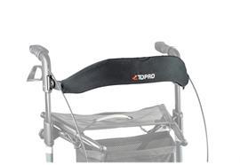 Rückengurt lang 75cm zu Rollator Troja 2G und Troja 5G, Pegasus,Neuro,Odyssé inkl Polsteru