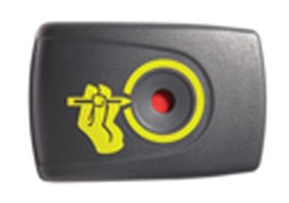 Sicherheitskappe S+M zu Bodypoint für Gurtschnalle (Stift)
