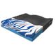 Sitzkissen Gelseat Bezug Mesh schwarz mit Cooling-Effekt 38x40x8 cm