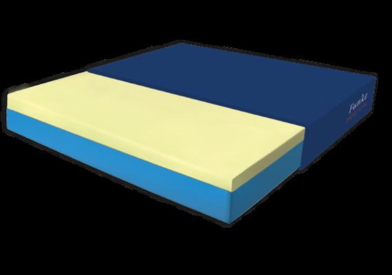 Sitzkissen XSEAT LIGHT blau 51x44x5cm, nicht geformt