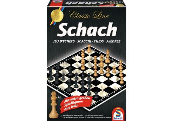 Spiel Schach XL