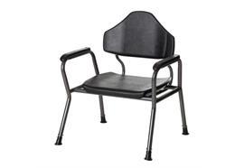 Stuhl mit Armlehnen XXL extra breit SB61 bis 325kg belastbar