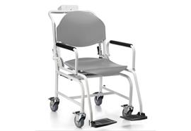 Stuhlwaage/Sitzwaage geeicht, Tragkraft 250kg/100g, Gewicht 22 kg inkl. Netzteil