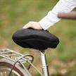 TEMPUR Fahrradsattel-Kissen M schwarz 28.5x25x3cm   Bild 2