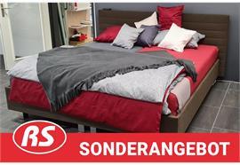 TEMPUR Flex Design Doppelbett braun oder grau inkl. Inhalt ab Ausstellung