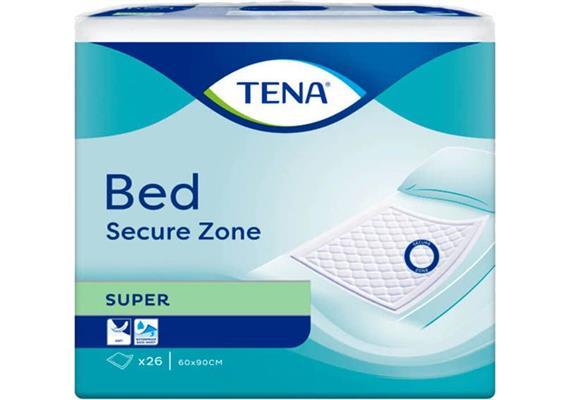 TENA Bed Super 60x90cm 26 Stk stark saugfähige Bettschutzeinlagen / Bettschutzunterlagen