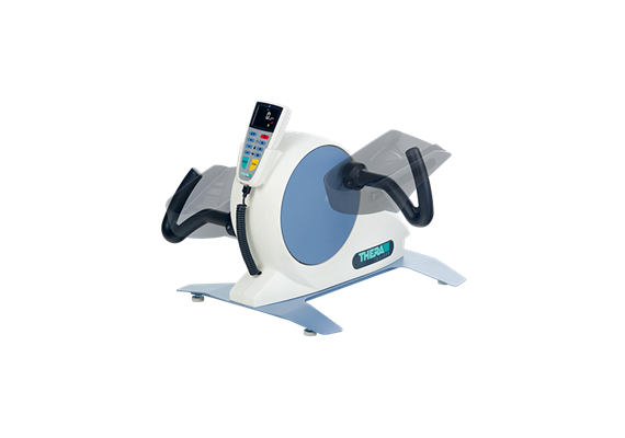 Thera-Mobi 540 Bewegungstrainer mit Motor, Display und Fussschalen
