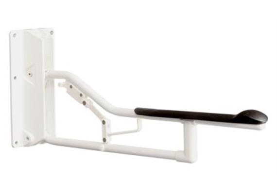 Toiletten-Klappgriff /Wandklappgriff Etac Optima f. Wandbefestigung Länge 71.5cm (390089)