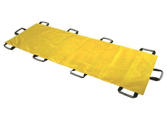 Transporttuch mit 10 Grifflaschen