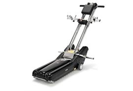 Treppenraupe mit Rollstuhlhalterung + Schaufeln max Tragkraft 130kg