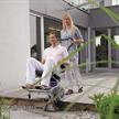 Treppensteiggerät Sano mit Sitz Modell Comfort | Bild 2