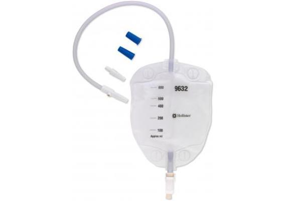 Urin-Beinbeutel STERIL 500ml / 10cm / 1 Stk