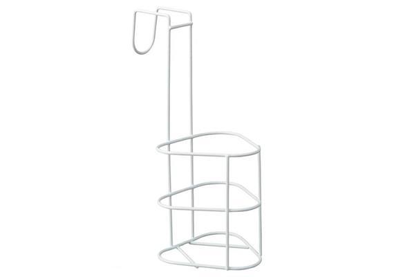 Urinflaschenhalter Standard Gestell aus Metalldraht kunststoffbeschichtet, 13 x 13 x 32 cm