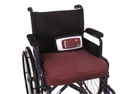 Wechseldruck-Sitzkissen 43x43x10cm, max 120kg