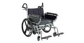 XXL-Rollstuhl